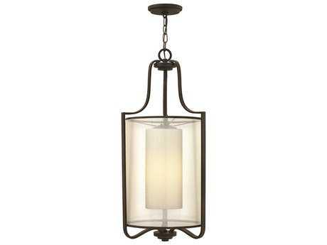 Hinkley Lighting Prescott Olde Bronze Pendant Light