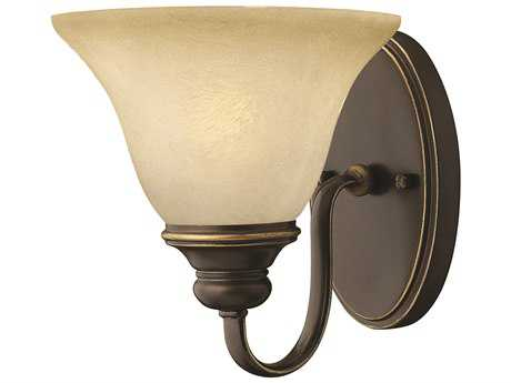 Hinkley Lighting Cello Antique Bronze Wall Sconce