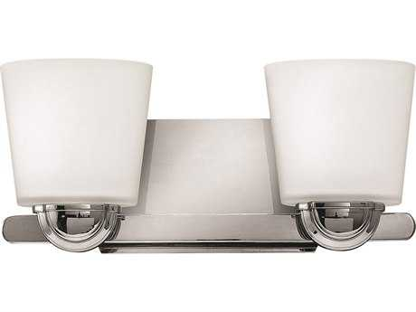 Hinkley Lighting Kylie Chrome Two-Light Vanity Light
