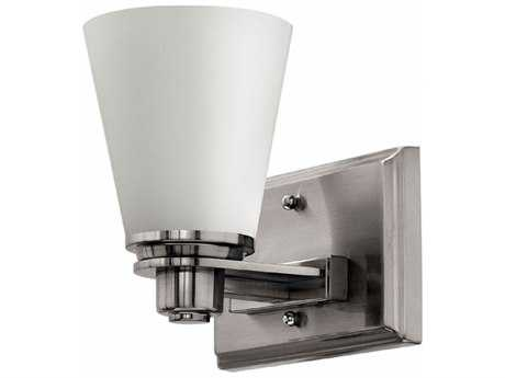 Hinkley Lighting Avon Brushed Nickel 7.25'' Wide GU24 CFL Vanity Light