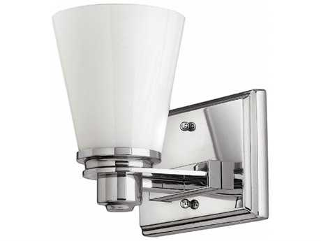 Hinkley Lighting Avon Chrome 7.25'' Wide GU24 CFL Vanity Light