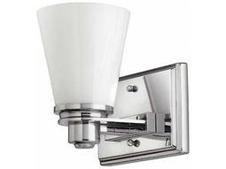 Hinkley Lighting Avon Chrome 7.25'' Wide GU24 CFL Vanity Light