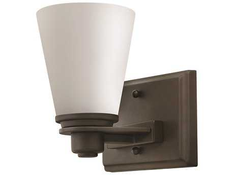 Hinkley Lighting Avon Buckeye Bronze LED Vanity Light