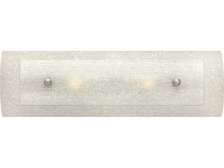 Hinkley Lighting Duet Brushed Nickel Two-Light Incandescent Vanity Light