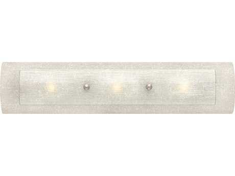 Hinkley Lighting Duet Brushed Nickel Three-Light Incandescent Vanity Light