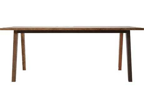 ION Design Brooklyn Reclaimed Hard Wood 79'' x 39'' Rectangular Dining Table