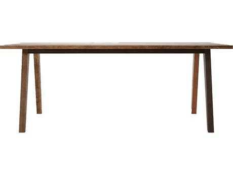 ION Design Brooklyn Reclaimed Hard Wood 79'' x 39'' Rectangular Dining Table