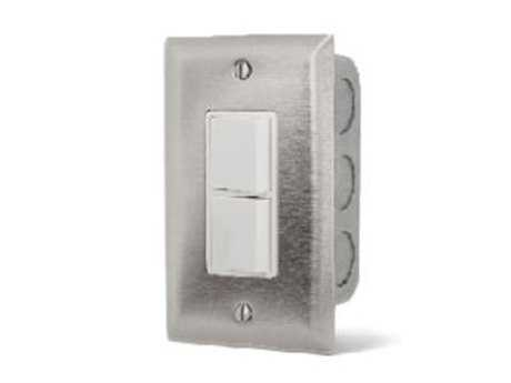 Infratech In Wall Duplex Switches For Indoor Or Protected Outdoor Areas