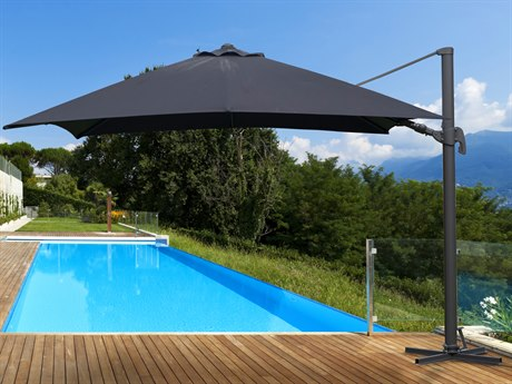 International Home Miami Atlantic Liberty Aluminum Umbrella
