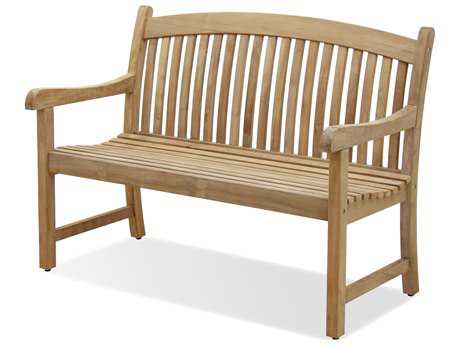 International Home Miami  Amazonia Teak Newcastle Bench