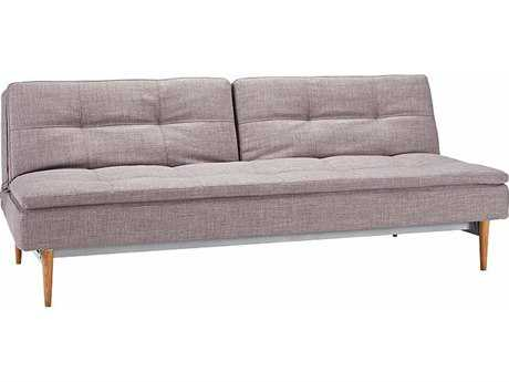 Innovation Dublexo Deluxe Sofa Bed with Light Wood Legs