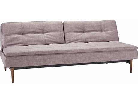 Innovation Dublexo Deluxe Sofa Bed with Dark Wood Legs