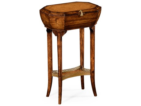 Jonathan Charles Windsor Medium Walnut Decorate Accent