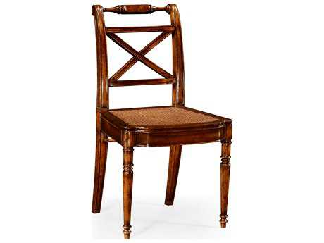 Jonathan Charles Windsor Medium Walnut Dining Chair