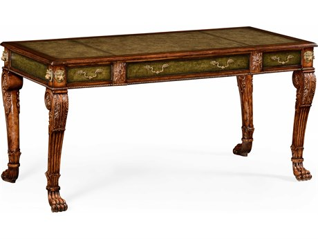 Jonathan Charles Windsor Medium Walnut Conference Desk