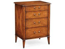 Jonathan Charles Portobello Medium Stain Wood 24.5 x 18 Nightstand