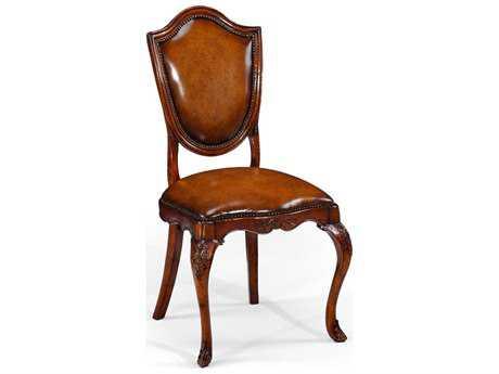 Jonathan Charles Buckingham Medium Antique Mahogany Dining Chair