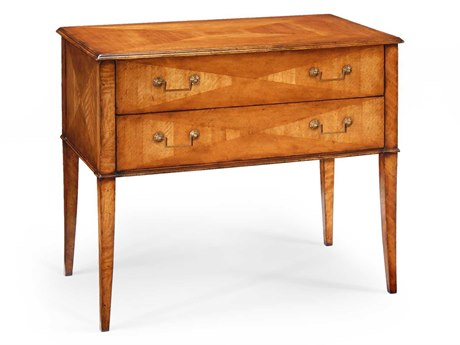 Jonathan Charles Portobello Medium Satinwood Chest