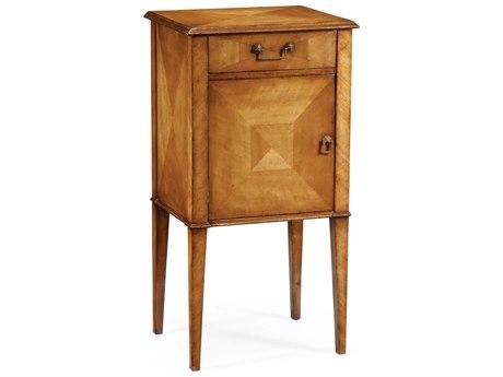 Jonathan Charles Portobello Medium Satinwood Console Cabinet