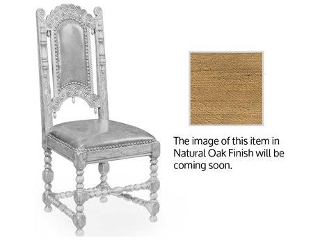 Jonathan Charles Natural Oak Light Natural Oak Accent Chair