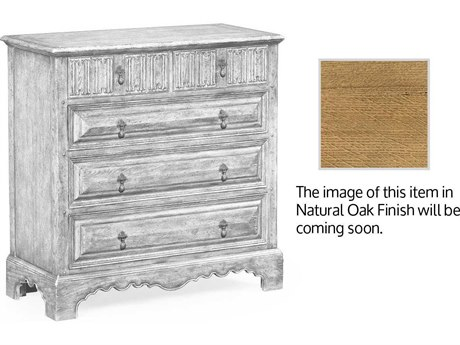 Jonathan Charles Natural Oak Light Natural Oak Chest