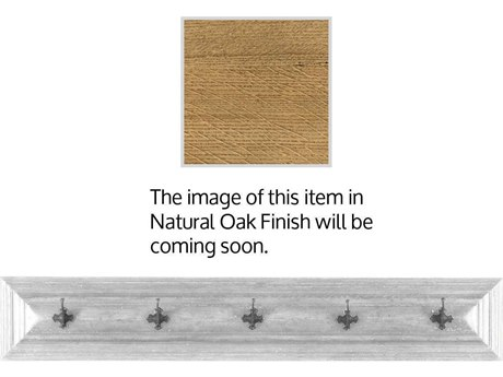 Jonathan Charles Natural Oak Light Natural Oak Coat Hanger