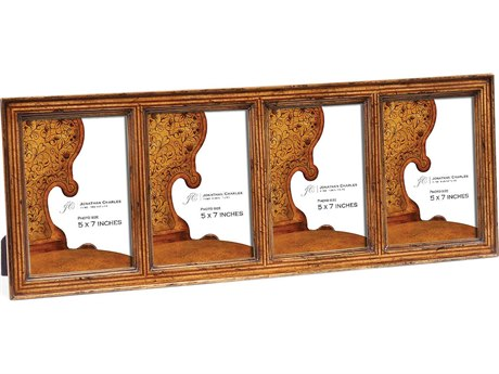 Jonathan Charles Versailles Light Satinwood Picture Frame
