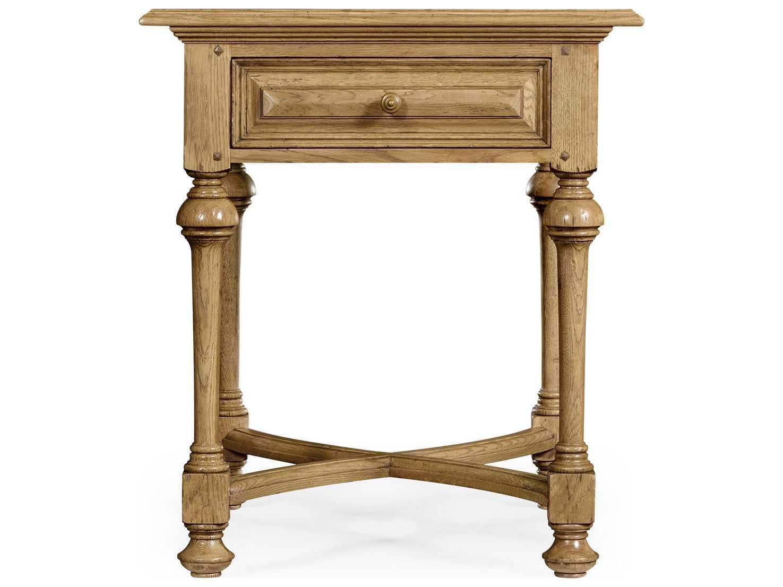 jonathan charles natural oak light natural oak 22 square end table jc493371lno. Black Bedroom Furniture Sets. Home Design Ideas