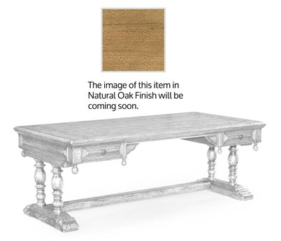 Jonathan Charles Natural Oak Light Natural Oak Conference Desk