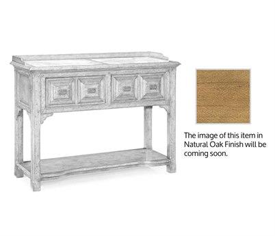 Jonathan Charles Natural Oak Light Natural Oak 54 x 20 Buffet