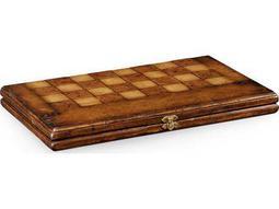 Jonathan Charles Windsor Medium Walnut Country Distressed Game Board