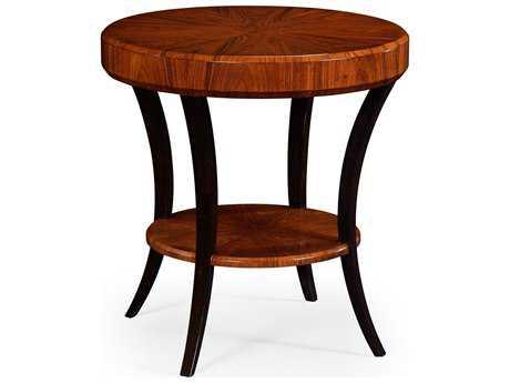 Jonathan Charles Santos collection Santos Rosewood Satin End Table