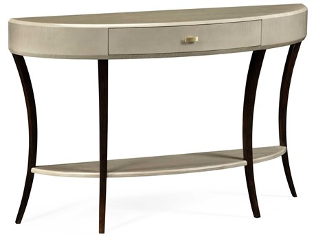 Jonathan Charles Opera collection Grey Sycamore Finish Console Table