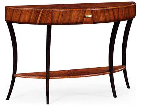 Jonathan Charles Santos collection Santos Rosewood Satin Console Table