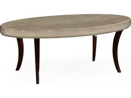 Jonathan Charles Opera collection Grey Sycamore Finish Coffee Table
