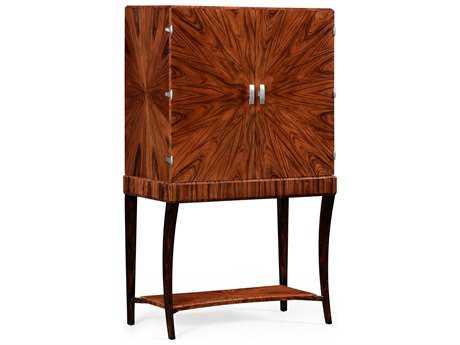 Jonathan Charles Santos collection Santos Rosewood High Lustre Cabinet Bar