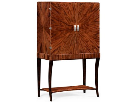 Jonathan Charles Santos collection Santos Rosewood Satin Cabinet Bar