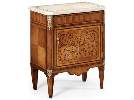 Jonathan Charles Venetian Medium Satinwood Commode