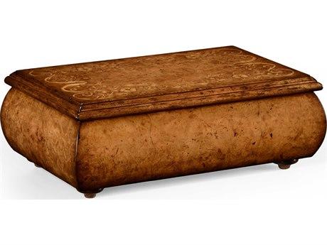 Jonathan Charles La Rochelle Medium Walnut Decorate Accent