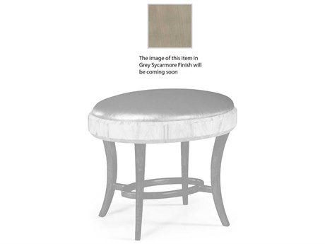 Jonathan Charles Opera collection Grey Sycamore Finish Stool