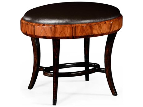 Jonathan Charles Santos collection Santos Rosewood High Lustre Stool