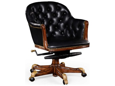 Jonathan Charles Windsor collection Walnut Medium Executive Chair