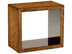 Jonathan Charles Moroccan Light Argentinean Walnut 28 x 16 Rectangular End Table