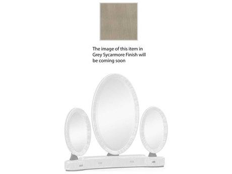 Jonathan Charles Opera collection Grey Sycamore Finish Dresser Mirror