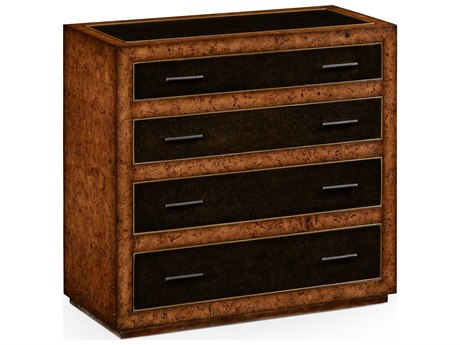 Jonathan Charles Anvil Medium Rustic Burr Oak Chest