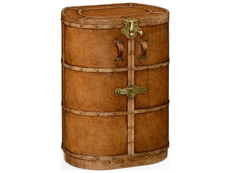 Jonathan Charles Voyager Antique Chestnut Dressing Table