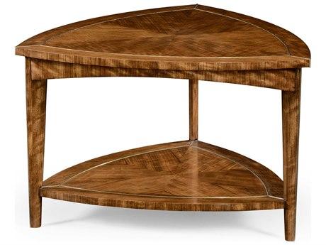 Jonathan Charles Cosmo Light Daniella 28 x 27.75 Triangular Coffee Table