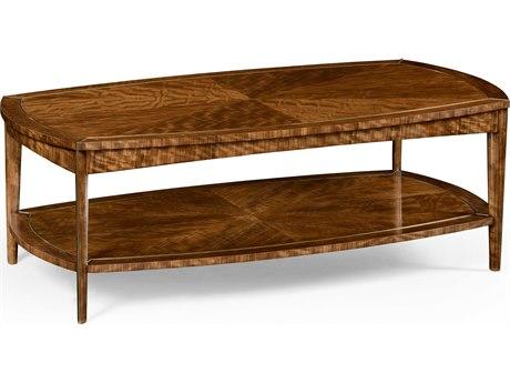 Jonathan Charles Cosmo Light Daniella 52 x 30 Rectangular Coffee Table