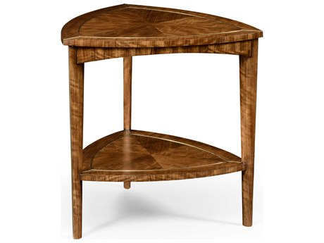 Jonathan Charles Cosmo Light Daniella 24 x 23.75 Triangular End Table