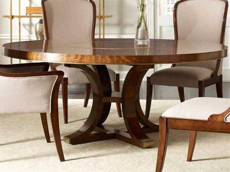 Jonathan Charles Cosmo Light Daniella Hyedua 72'' Round Dining Table